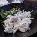 菜酒家FU-KU - エビとアボガドの マヨネーズソース