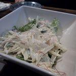 菜酒家FU-KU - パパイヤサラダ