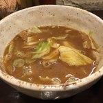 づゅる麺池田 - つけ汁