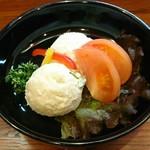 とんふみ - ポテトサラダ