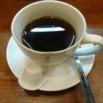 とんふみ - ホットコーヒー