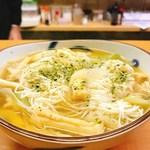 つばめ家 - 山椒にゅう麺