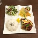 カフェ青 - 料理写真:青ランチ