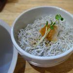 麺家獅子丸 - ミニしらす丼