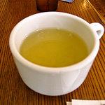 ダブルトールカフェ - スープ