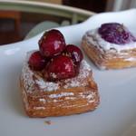 パンドカイト - 料理写真:クランベリーデニッシュ