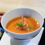 天ぷら 松 - 料理写真:蒸物