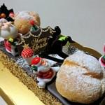 エスポワール・ド・オチアイ - 料理写真:クリスマスケーキ