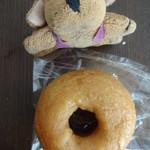 トゥルナージュ - べジ焼きドーナッツ(シナモン・シュガー)