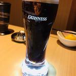 月あかり - ギネスビール