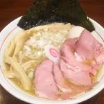 niboshichuukasobasuzuran - 特製煮干そば