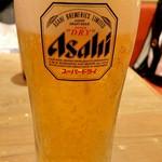 78768938 - 生ビール 594円