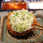 串の坊 - 椎茸