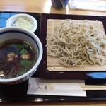 そば処 かすかべ 山喜 - 料理写真:鴨せいろ