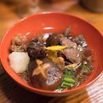 ビートイート - 2017.12 ツキノワグマ(長野産)の肉豆腐