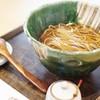 総本家 小松庵 - 料理写真:温かいかけ蕎麦