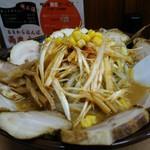 雨風本舗 - ネギ味噌チャーシュー麺