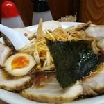 雨風本舗 - チャーシュー麺