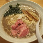 麺屋 さくら井 - 料理写真:煮干しらぁ麺