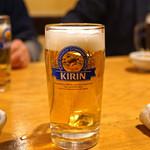 奈加野 - 生ビール