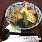 やぶ仲 - 料理写真:天ぷら蕎麦