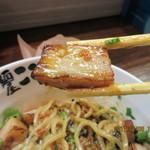 麺屋こころ - 豚肉