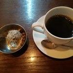 78775322 - コーヒーとアイス