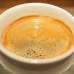 78776649 - ランチコース 3460円 のコーヒー