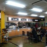 第三京浜道路 都筑パーキングエリア -
