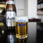 タイ料理889 - アサヒスーパードライ中瓶