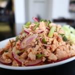 タイ料理889 - ラープガイ(激辛)アップ