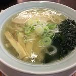 手打ラーメン 麺達 - 料理写真: