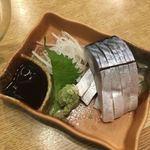 てっ平 - トロ鯖刺し