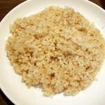 カレー食堂 心 - 玄米