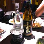 とめ手羽 - 芋焼酎黒霧島5合¥3,000 2017.9.4