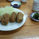 多け乃 - カキフライ