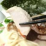 中華そば鷸 - 鶏♡
