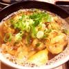 そば花 - 料理写真:かき揚げ天ぷら蕎麦