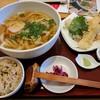 うどん日和ひこどん - 料理写真:【2017/12】ひこどんセット