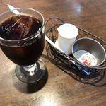 ぱぴー - 2017.12.4  アイスコーヒー
