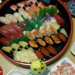 勝寿司 -
