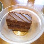 青山コーヒー舎 - プチデザートも