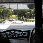青山コーヒー舎 - 別府公園の緑にほっこり