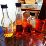 茶房 田渕屋 - 4種飲み比べ