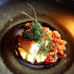 THE SODOH HIGASHIYAMA KYOTO - 鱈のソテー