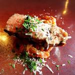 THE SODOH HIGASHIYAMA KYOTO - 国産豚肩肉のグリル