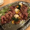 イルゴローソ - 料理写真:ハンガリー産鴨胸のロースト バルサミコソースがけ