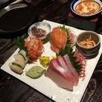 秋田きりたんぽ屋 - お刺身