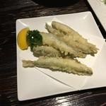 秋田きりたんぽ屋 - ワカサギの天ぷら