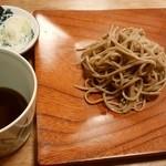 そば切り 蕎香 - 2017-12-27